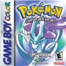NINTENDO Vintage Game POKEMON CRYSTAL VERSION